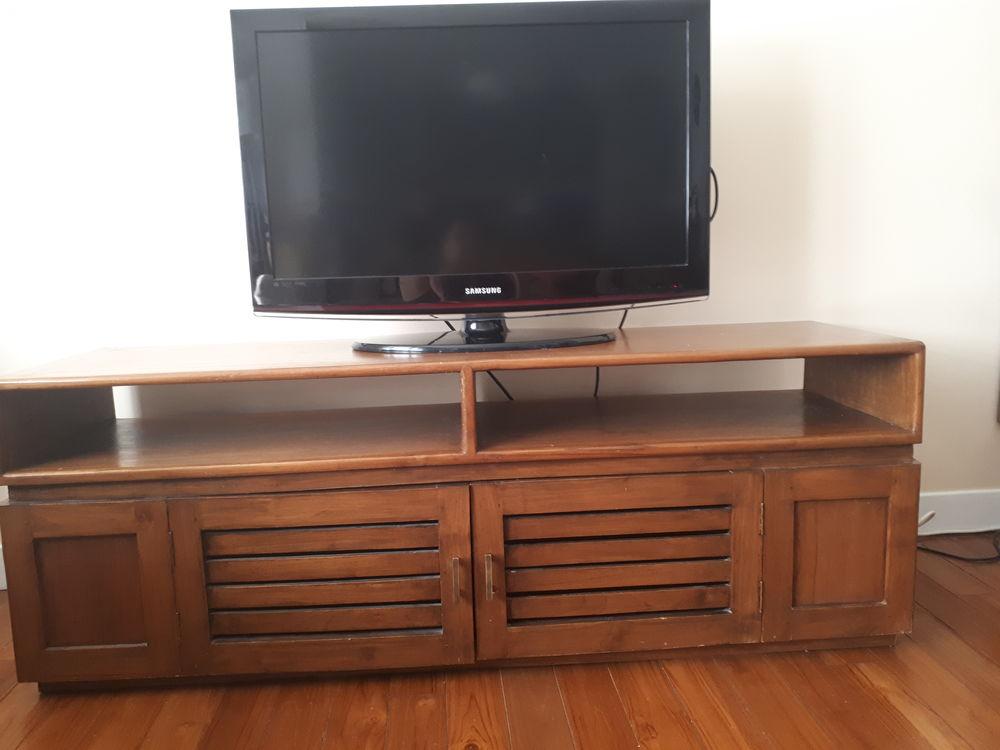Joli meuble TV en bois 75 Colombes (92)