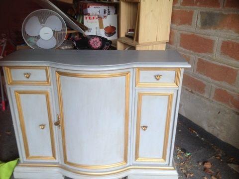 joli meuble d entree relooké par une decoratrice 0 La Teste-de-Buch (33)