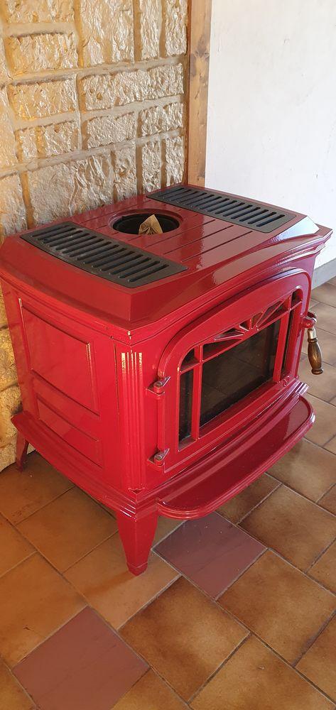 joli poêle de marque BRADFORD 600 Saint-Laurent-la-Roche (39)