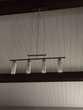 Joli suspension design verre et metal Le Barp (33)