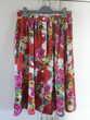 Jolie jupe d'été marque MARCELLE GRIFFON- Taille 42