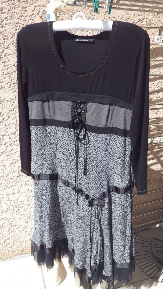 2 Jolies robes La Mode est à Vous taille 42 30 Launaguet (31)