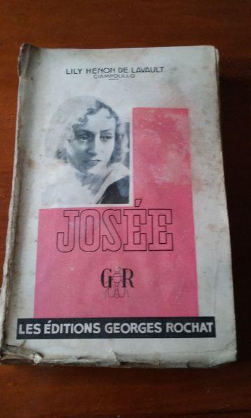 Josée de Lily Hénon de Lavault Ciampolillo 8 Lésigny (77)