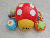 Jeu / jouet éveil bébé coccinelle TBE 3 Aurillac (15)