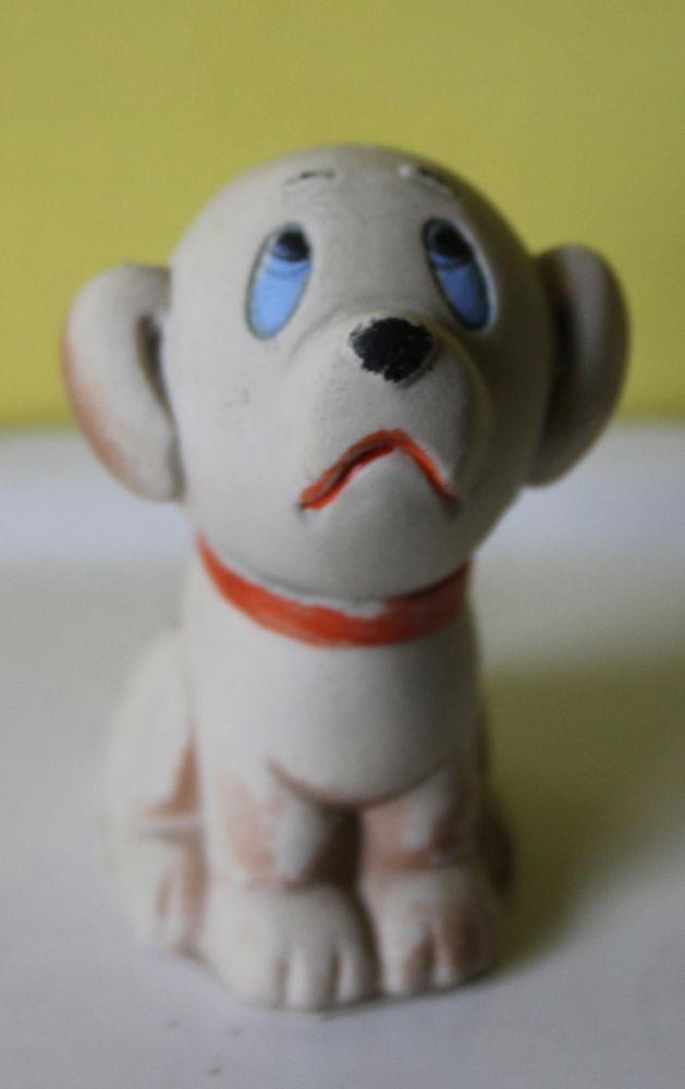 Jouet Pouet chien chiot 1964 LAFLEX 30 Issy-les-Moulineaux (92)