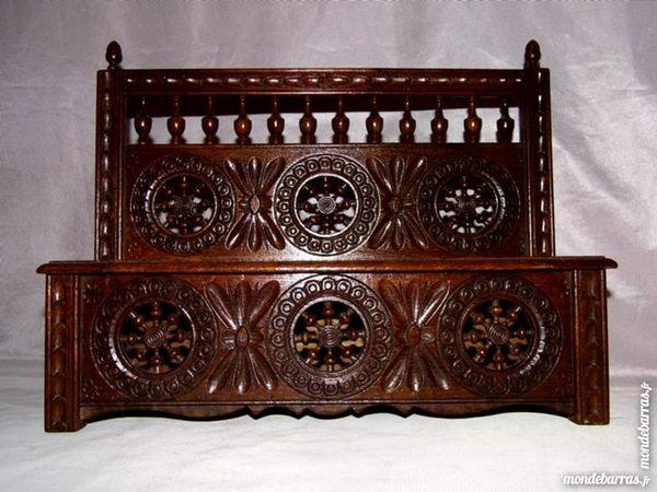 Jouet poupée Banc coffre mobilier breton antiquité 30 Dunkerque (59)