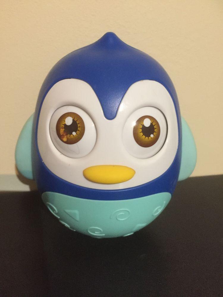 jouet premier âge pingouin 5 La Verdière (83)