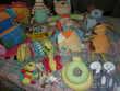 jouets d'éveil, livres tissu, veilleuse... Jeux / jouets