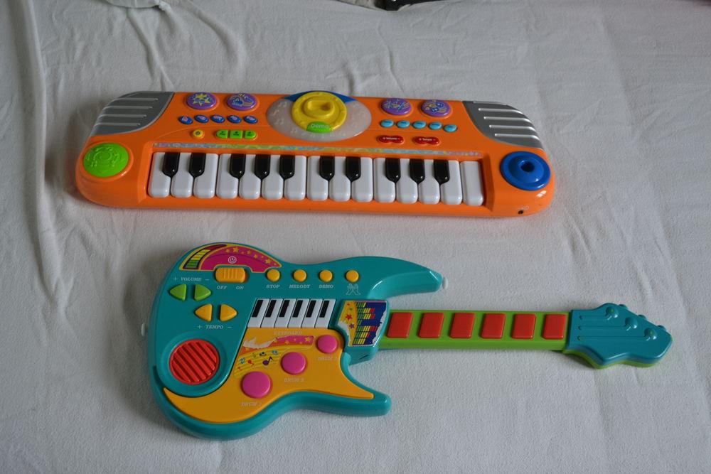 jouets guitare + piano 20 Bourgoin-Jallieu (38)