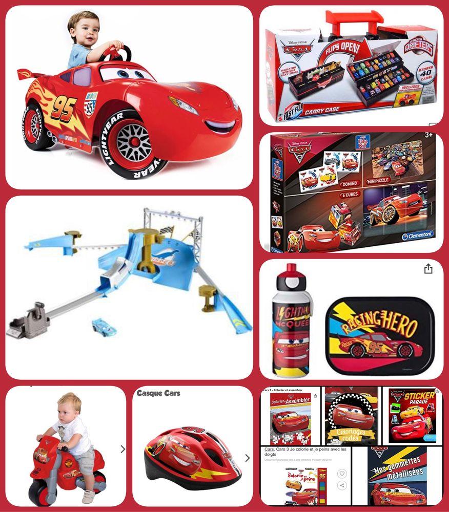 Lot de jouets neufs Cars 0 Compiègne (60)