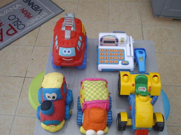 lot de jouets petits enfants 10 Saint-Jean-Lasseille (66)