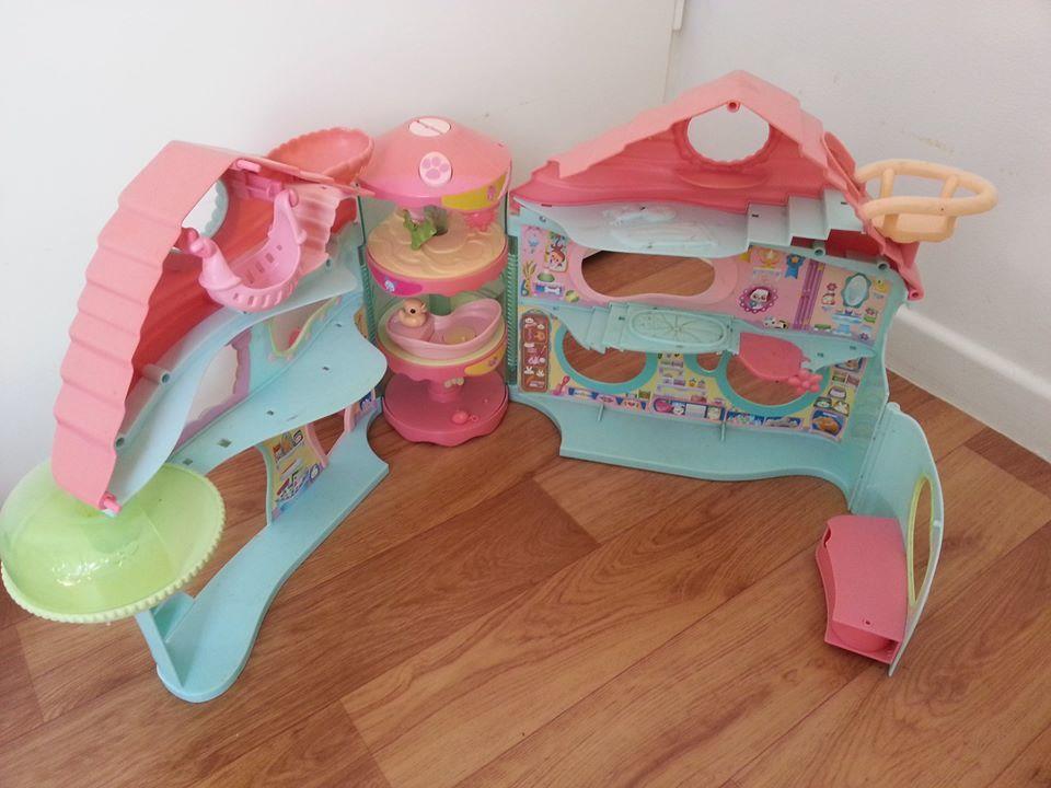 lot de jouets PetShops 50 Hautmont (59)