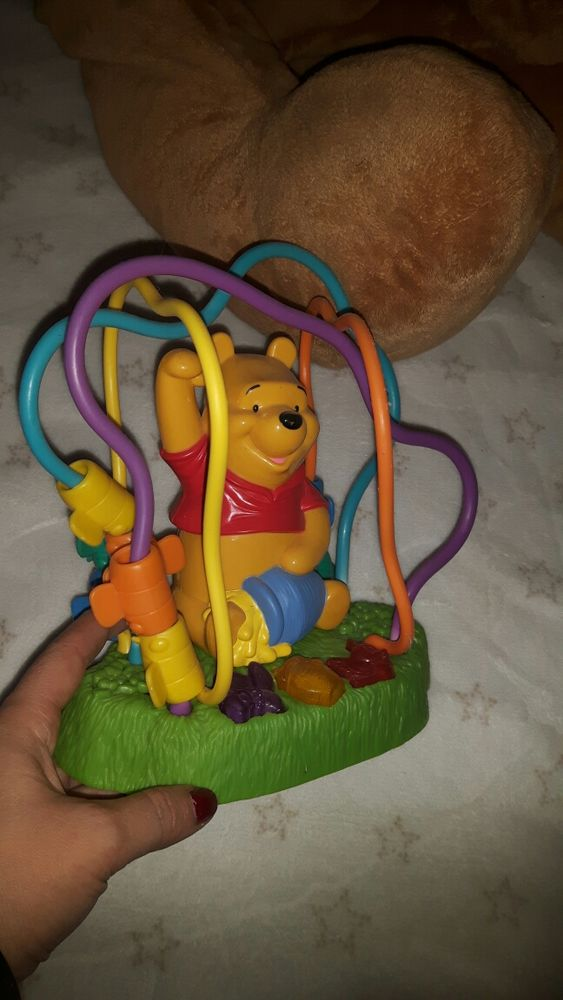 jouets winnie l'ourson 3 Tourcoing (59)