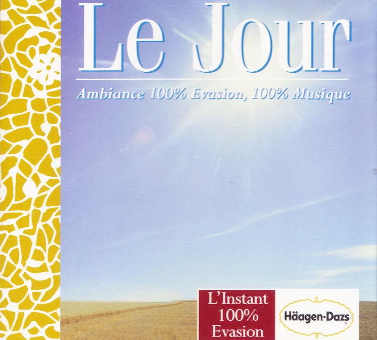CD Le Jour, Ambiance 100% Evasion, 100% Musique CD et vinyles
