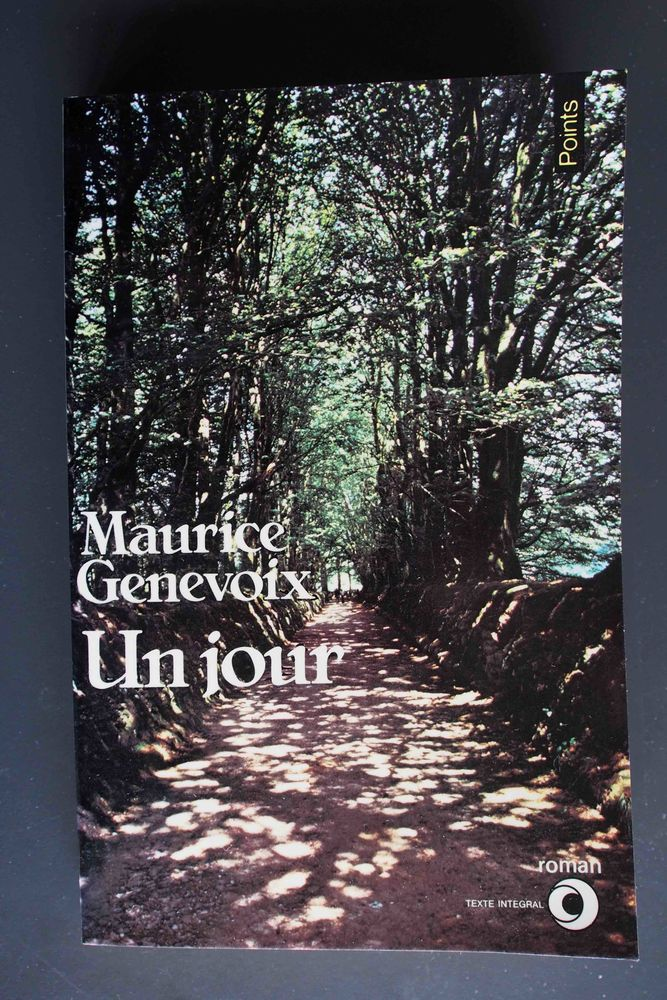 UN JOUR - Maurice Genevois, 2 Rennes (35)
