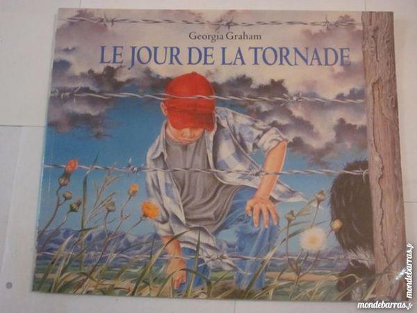 LE JOUR DE LA TORNADE  un livre école des loisirs 2 Brest (29)