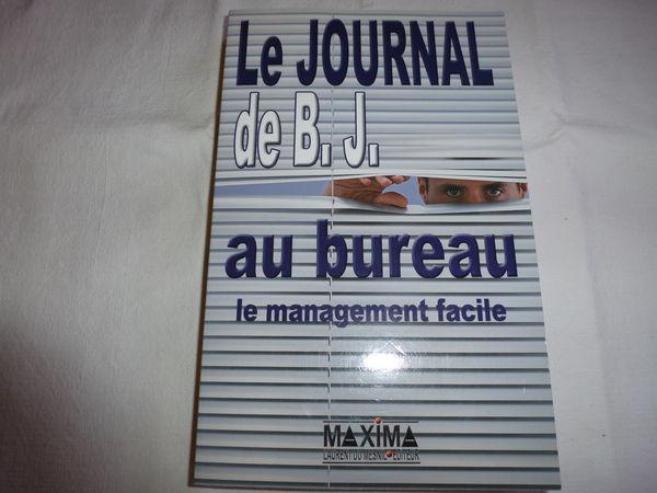Le Journal de B.J. au bureau Le management facile 8 Talence (33)