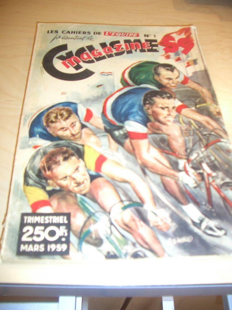 journal n°1 l'équipe cyclisme 0 Halluin (59)
