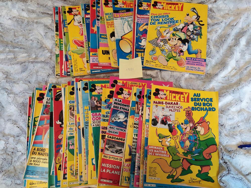 Le journal de Mickey de 1980 à 2009 250 Uchaux (84)