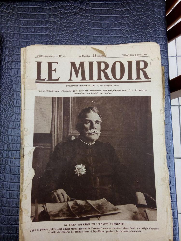 journal le miroir annee 1914 a 1917 0 Treffléan (56)