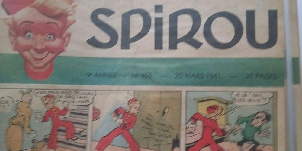 Journal de spirou de 1947 à 2016 et suppléments BD  0 Cachan (94)