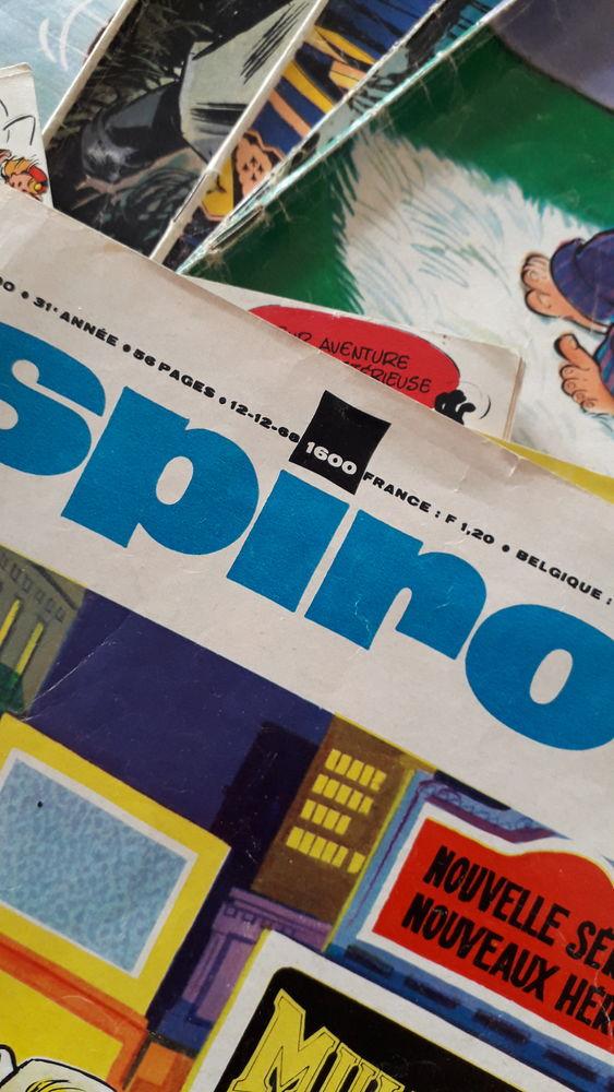 Journal de Spirou: 0 Marseille 12 (13)