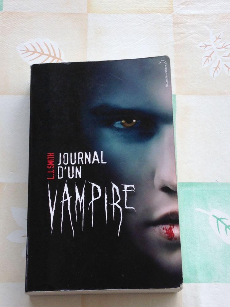 Journal d'un Vampire - L.J. SMITH 9 Strasbourg (67)