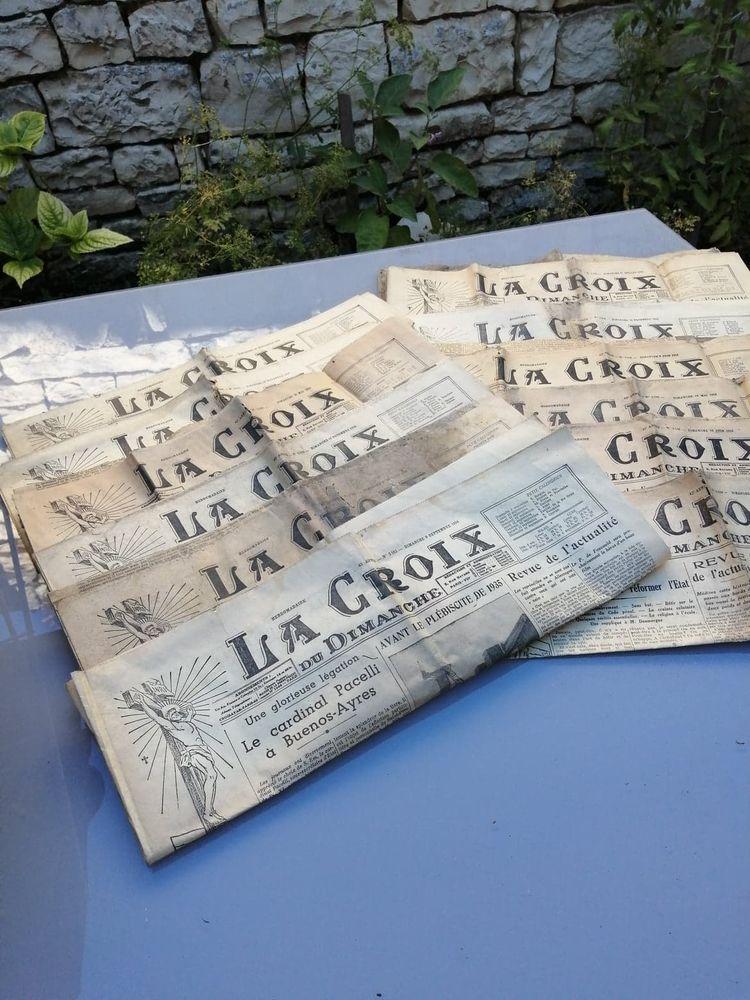 journaux années 30 60 Saint-Fraigne (16)