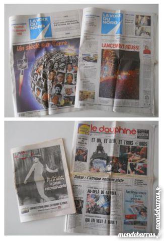 Journaux événements divers 5 Wambrechies (59)