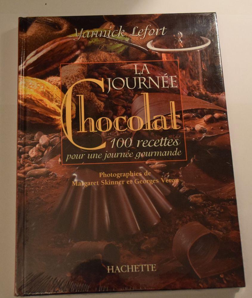 La Journée Chocolat - 100 Recettes Gourmande - Lefort 1996 15 Roissy-en-Brie (77)