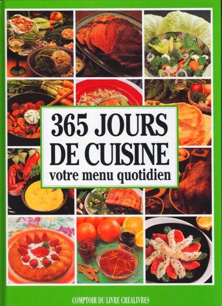 365 JOURS DE CUISINE / prixportcompris 13 Lille (59)