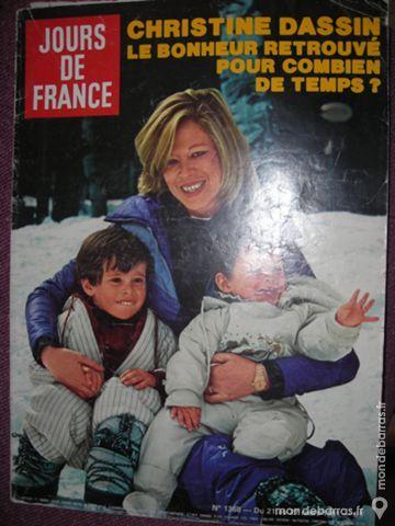 Jours de France n°1368 Livres et BD