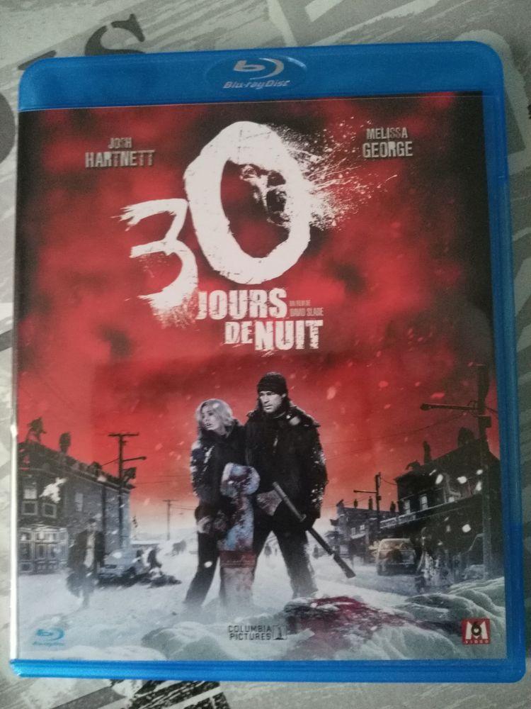 30 jours de nuit Blu-Ray 5 Breuillet (91)