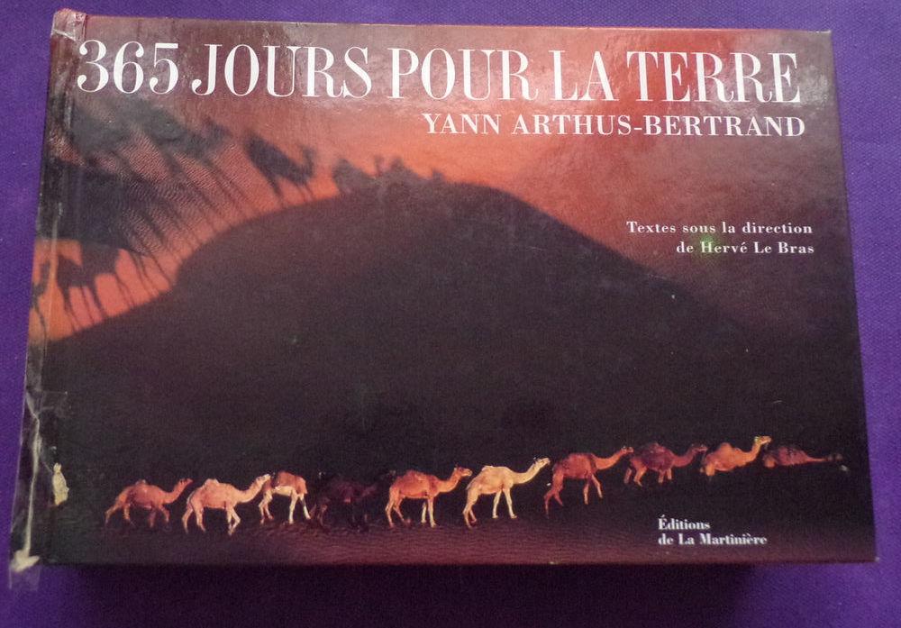 365 jours pour la terre Yann Arthus-Bertrand Hervé Le Bras é 5 Laval (53)