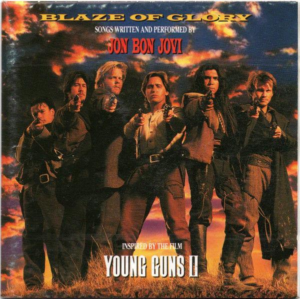 cd Jon Bon Jovi ?? Blaze Of Glory (etat neuf) CD et vinyles