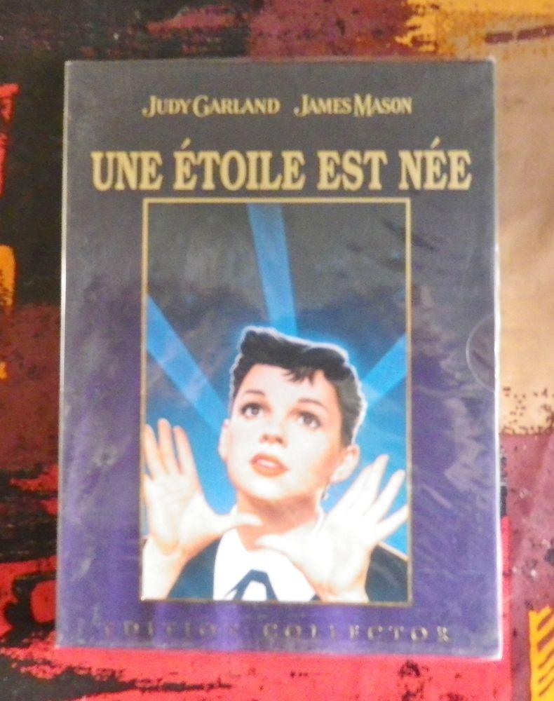 DVD JUDY GARLAND UNE ETOILE EST NEE NEUF SOUS BLISTER 6 Attainville (95)