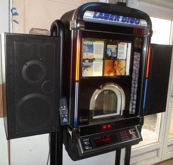 JUKE BOX NSM 100 CD EXCEPTIONNEL 4000 Luxeuil-les-Bains (70)