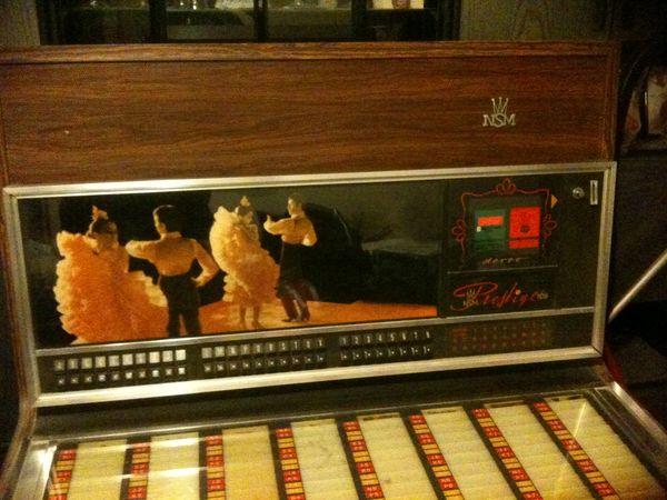 juke box 1100 Forbach (57)