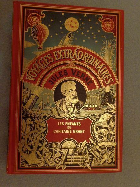 Jules Vernes Les Voyages Extraordinaires