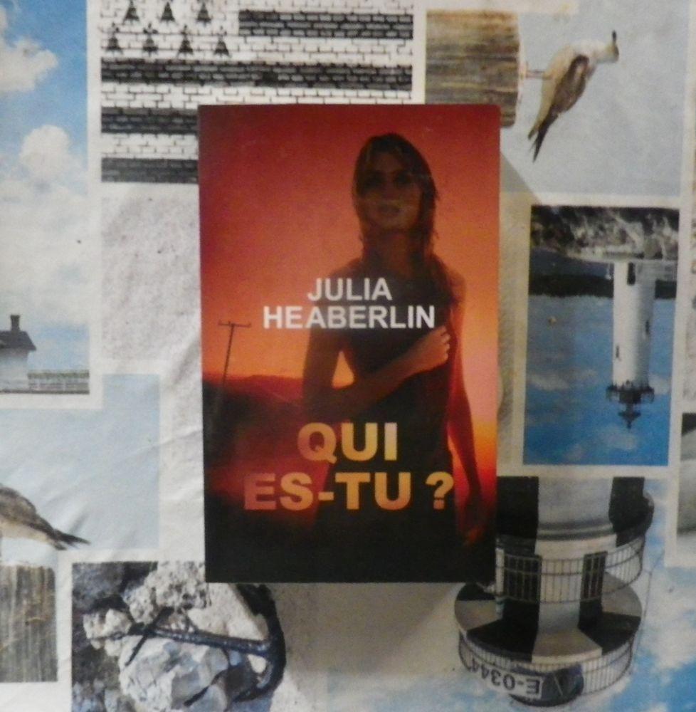 QUI ES-TU ? de Julia HEABERLIN Ed. France Loisirs 4 Bubry (56)