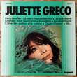 JULIETTE GRECO - LP - Série IMPACT - ACCORDÉON (GAINSBOURG) CD et vinyles