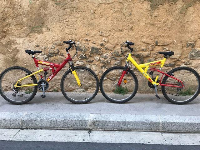 2 VTT JUMEAUX MARQUE KAYAK POUR LE BENIN 120 Aix-en-Provence (13)