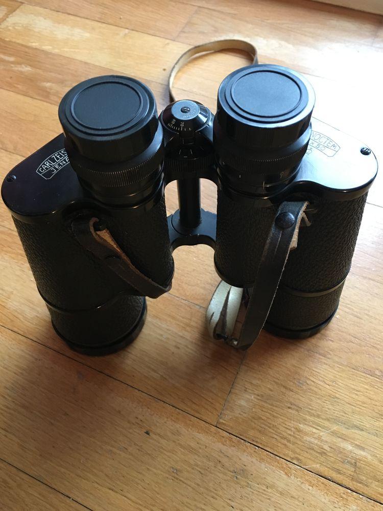 Jumelles Carl Zeiss Jena 7X50 450 Antibes (06)