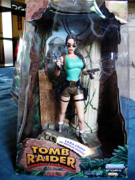 Jungle Diorama Tomb Raider Lara Croft Ref 72002 95 Toulouse (31)