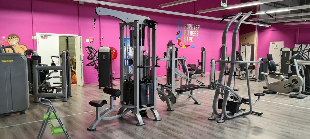 Jungle machine de musculation multi poste 2900 Gondreville (54)