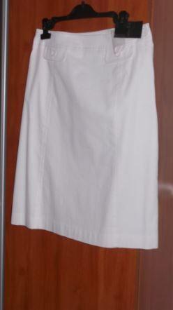Jupe ANTONELLE blanche NEUVE taille 40 Vêtements