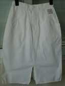 Jupe blanche droite 18 Châtenay-Malabry (92)