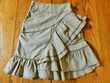 Jupe d'été en coton taille 8 ans Vêtements enfants