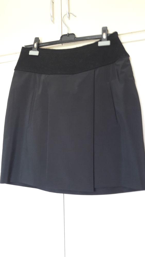 jupe courte  noire  taille 40 marque créa concept 50 Albi (81)