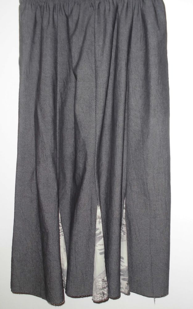 Jupe grise - longueur genou 8 Rennes (35)